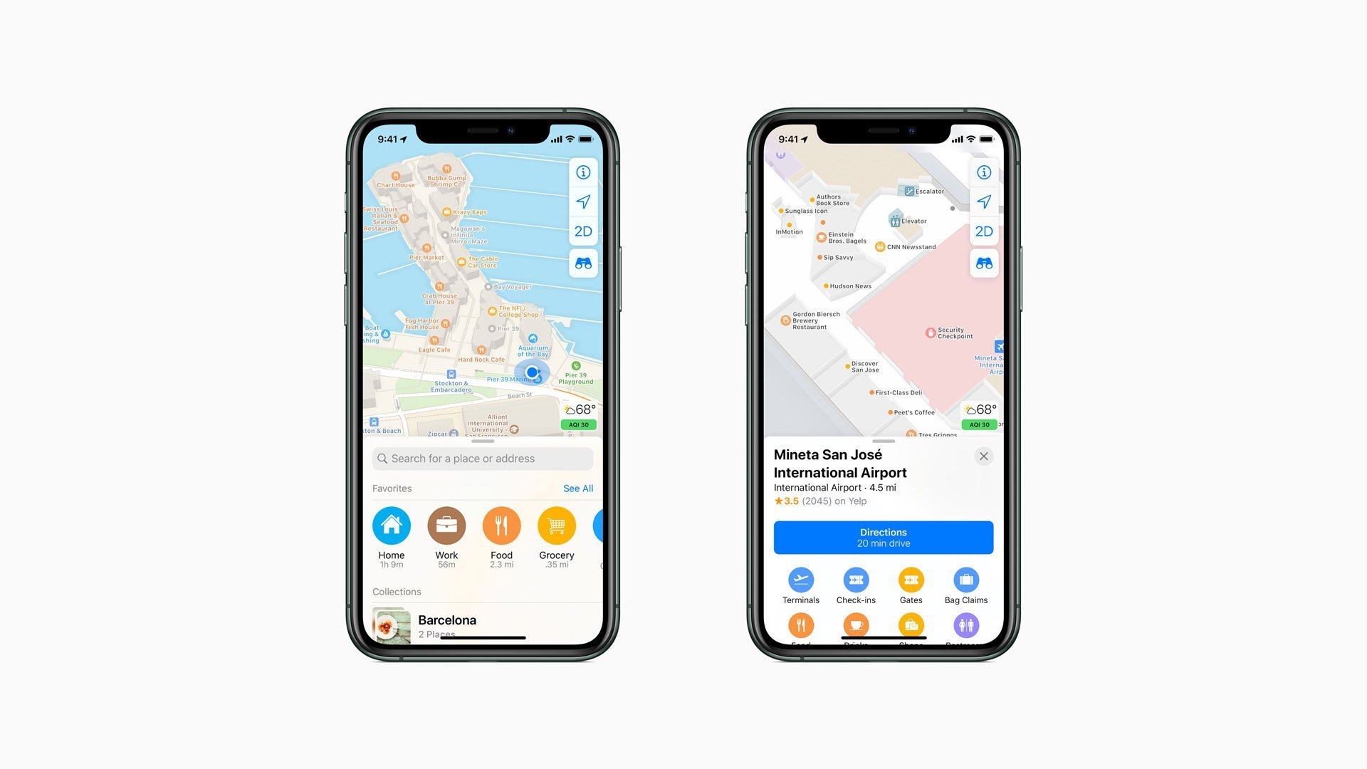 Apple Plans : la refonte du concurrent de Google Maps en Europe dès 2020