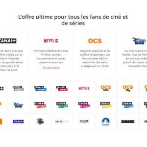 Canal et son offre ultime à petit prix pour TOUS les fans de cinéma et séries (avec Netflix, OCS et Disney)