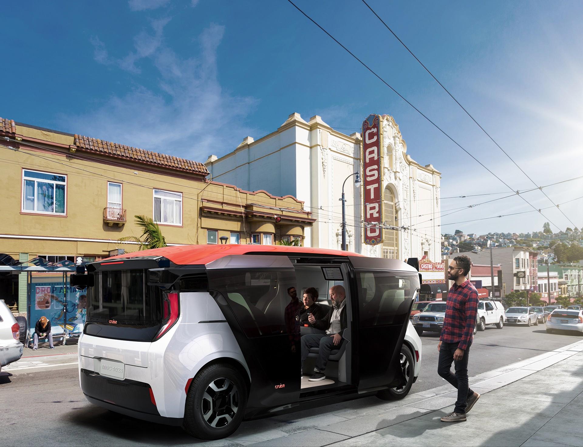 Cruise Origin : électrique et autonome, cette navette pourrait bientôt rouler sur nos routes