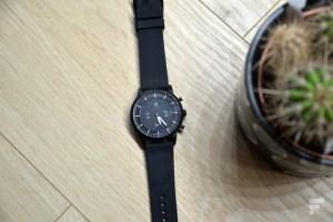 Test de la Fossil Hybride HR : le compromis parfait pour une montre intelligente et endurante