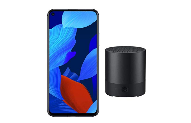 Le Huawei Nova5T avec 40euros de réduction et une enceinte Bluetooth offerte