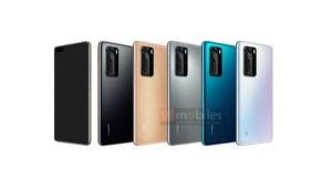 Huawei P40 et P40 Pro: après le design, ce sont les coloris qui se montrent
