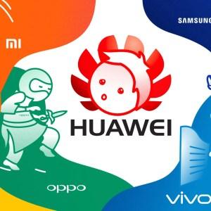 Oppo, Xiaomi, Vivo… qui va remplacer Huawei dans le cœur des Français ?