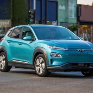 La Hyundai Kona Electric dépasse les 1000 km d'autonomie, avec une astuce
