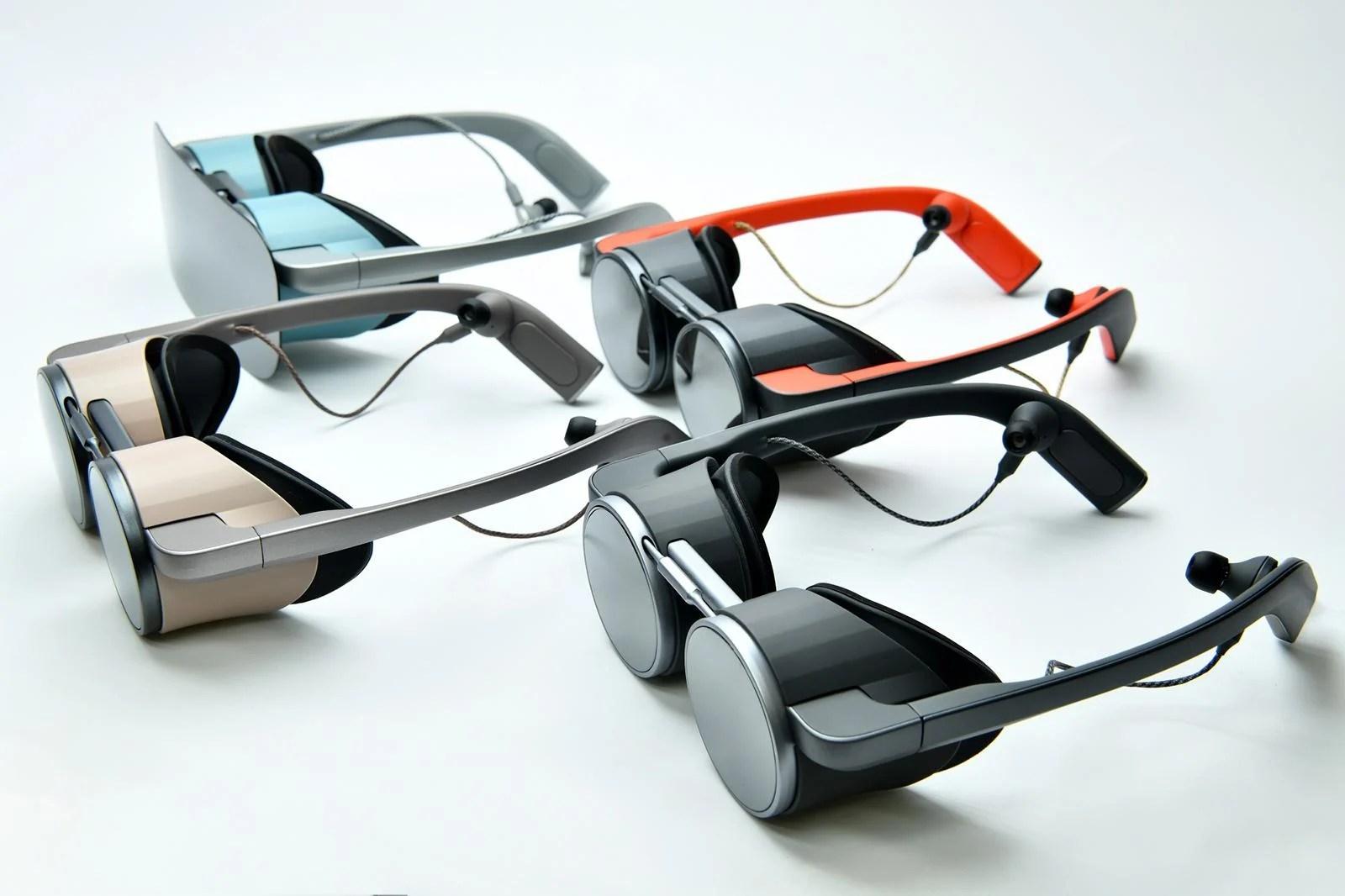 Panasonic révèle des lunettes de réalité virtuelle novatrices et prometteuses