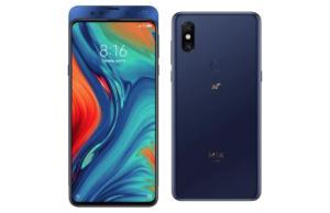 Le modèle 5G du Xiaomi Mi Mix 3 à 313 euros seulement, celui en 4G à 279