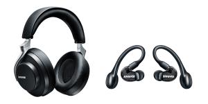 Shure lance son premier casque Bluetooth à réduction de bruit au CES 2020