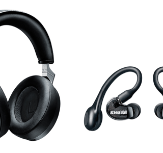 Shure lance son premier casque Bluetooth à réduction de bruit au CES 2020