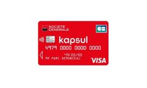 La Société Générale lance Kapsul pour répondre à N26 et Revolut