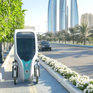 Avec son tricycle à énergie solaire, le Français Wello veut bouleverser la micromobilité