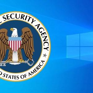 Windows 10: une faille de sécurité si grosse que la NSA a dû s'en mêler pour la corriger