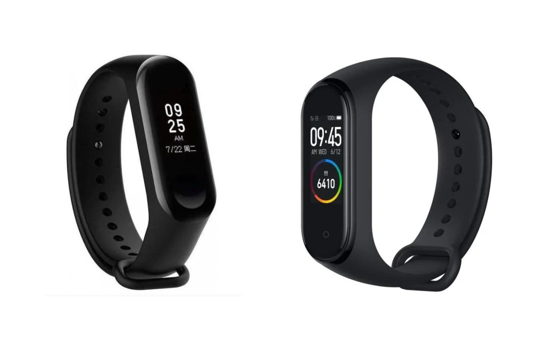 Xiaomi : les bracelets connectés Mi Band 3 et 4 sont bradés pendant les soldes