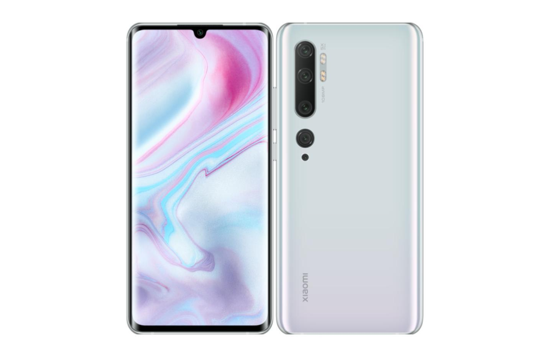 120 euros de remise immédiate et 2 ans de garantie pour le Xiaomi Mi Note 10