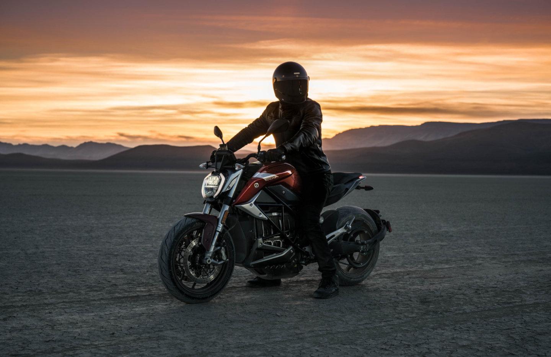Zero SR/S : une nouvelle moto électrique carénée à venir en février