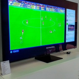 Samsung MultiView : l'intégration parfaite du smartphone à la télé