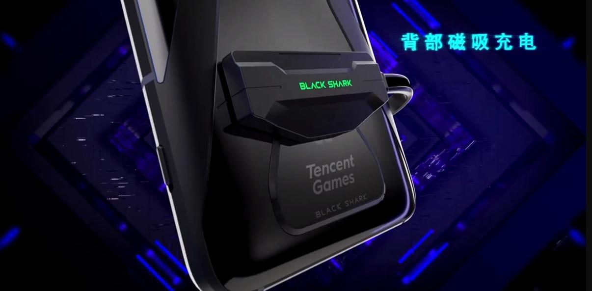 Xiaomi Black Shark3: vers un port de recharge dorsal de 65W… aimanté