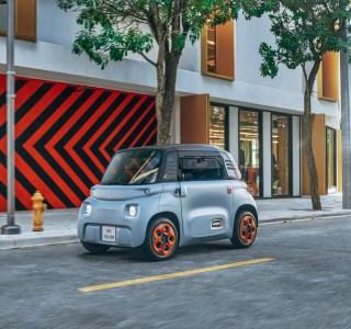 Citroën Ami : la voiture électrique accessible dès 14 ans pour 20 € / mois