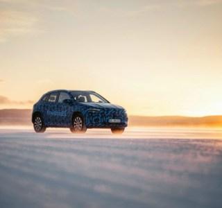 Mercedes EQA : n'attendez pas le SUV électrique pour 2020, il est retardé de quelques mois