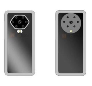 7 capteurs pour un module photo massif: Oppo fait un peu peur avec ce brevet