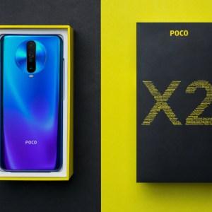 Poco X2 dévoilé : design, caractéristiques et prix du nouveau fleuron killer