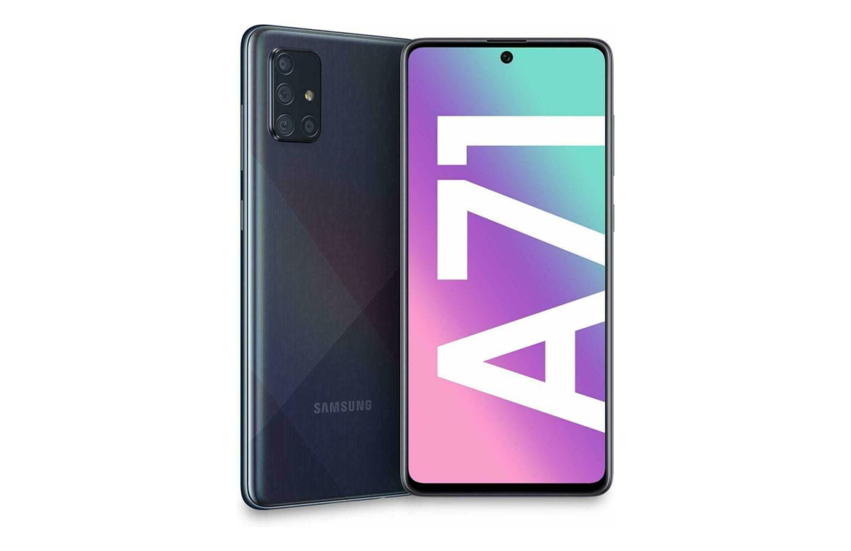 Le Samsung Galaxy A71 est déjà tout aussi abordable que le A51