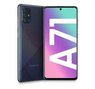 Le Samsung GalaxyA71 tombe déjà au même prix que le Galaxy A51