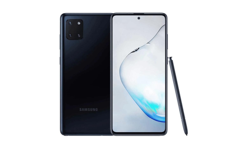 Le Samsung Galaxy Note10 Lite est déjà en baisse de 13 %