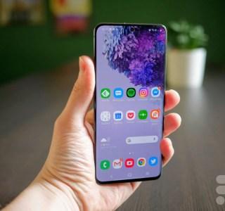 Galaxy S20 : comment Samsung renforce la sécurité de vos données privées