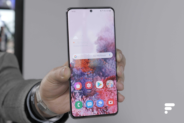 « Traçage du mobile » : les Samsung Galaxy reçoivent une notification mystérieuse