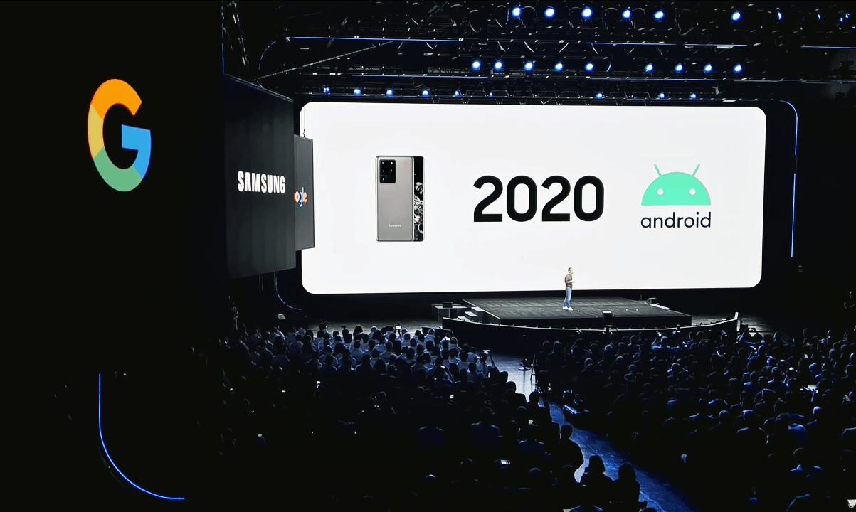 Comment Samsung est devenu le meilleur ami de Google sur Android