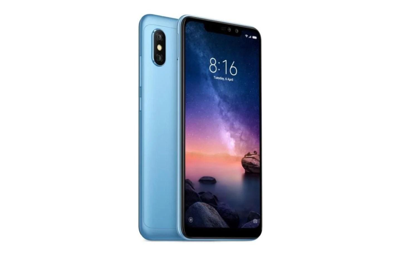 Smartphone pas cher avec le Xiaomi Redmi Note 6 Pro à 139 euros (batterie offerte)