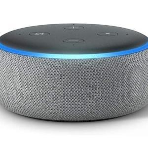 La mini enceinte connectée Amazon Echo Dot à un mini prix