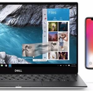 L'iPhone désormais bien mieux intégré à Windows grâce à Dell