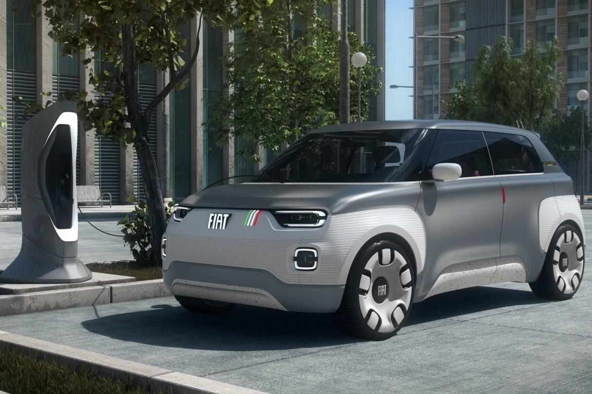Fiat Centoventi : la Panda électrique aura bel et bien le droit à une version de série