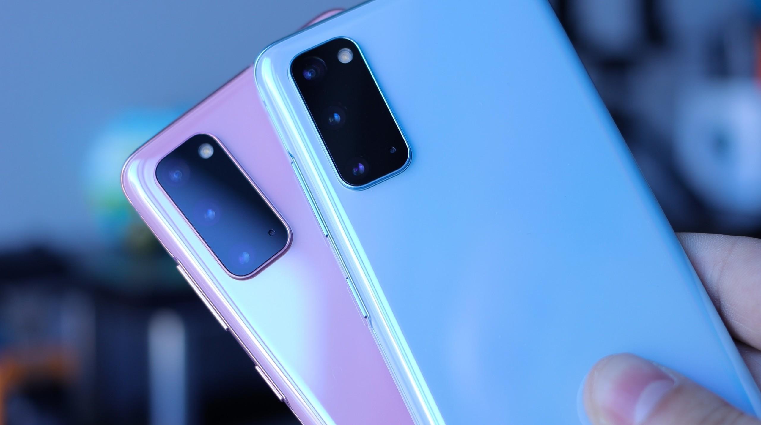 Le Samsung Galaxy S20 5G moins cher que la version 4G : -12 % sur tout le site Acheter sur Google