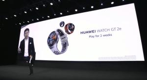 Huawei Watch GT 2e : deux semaines d'autonomie et une compatibilité avec l'escalade, le skateboard ou encore le surf