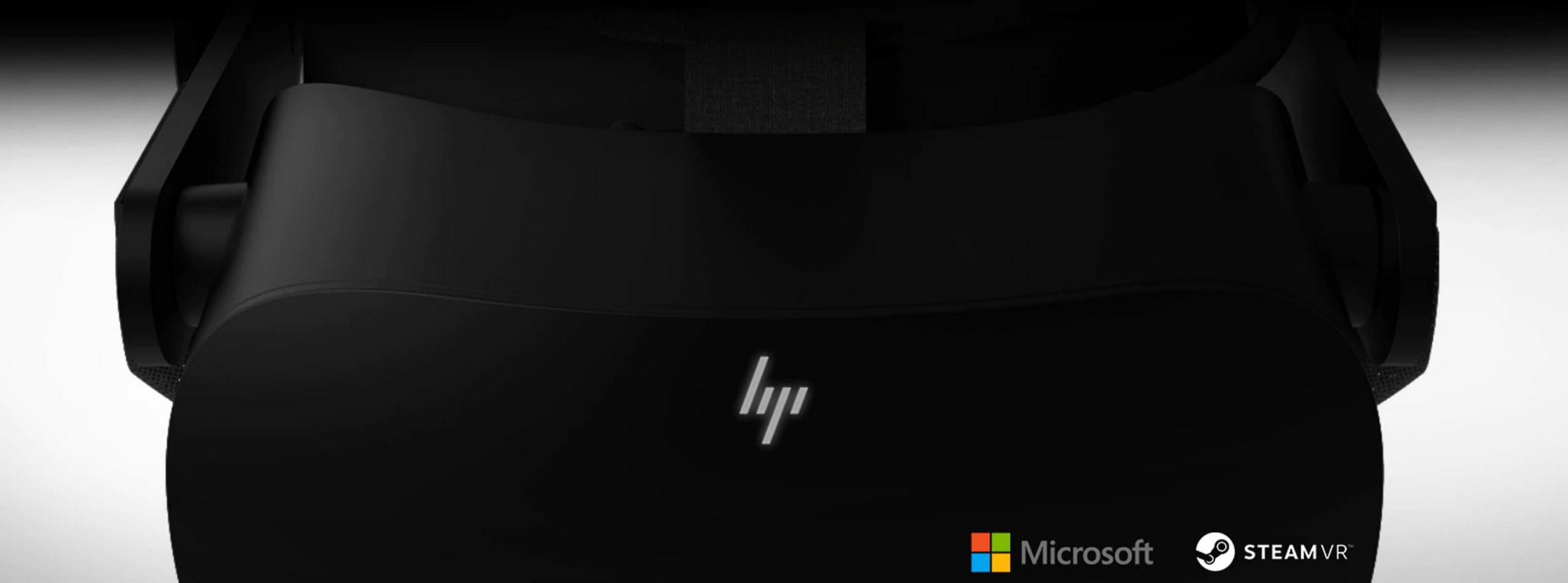 HP, Valve et Microsoft s'associent pour un casque VR « sans concession »