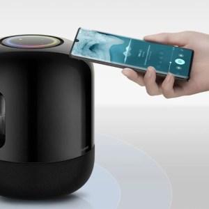 Sound X : Huawei lance son enceinte conçue avec Devialet en France
