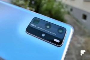 Le Huawei P40 Pro bat un double record sur DxoMark