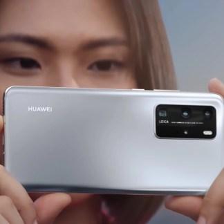 Huawei P40 et P40 Pro: le récap des annonces de la conférence