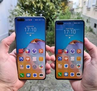 Huawei P40 et P40 Pro officiellement annoncés : tout pour la photo, de la 5G, du Wi-Fi 6 et pas de Google