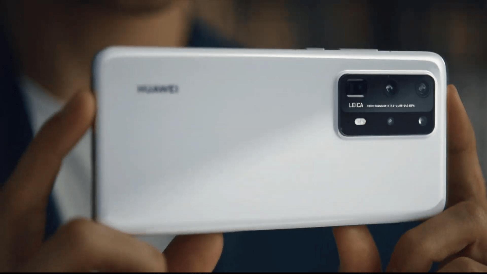 Huawei P40 Pro+: lui aussi offre un zoom x100