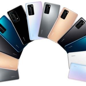 Huawei P40 : voici le design définitif et les coloris selon Evleaks