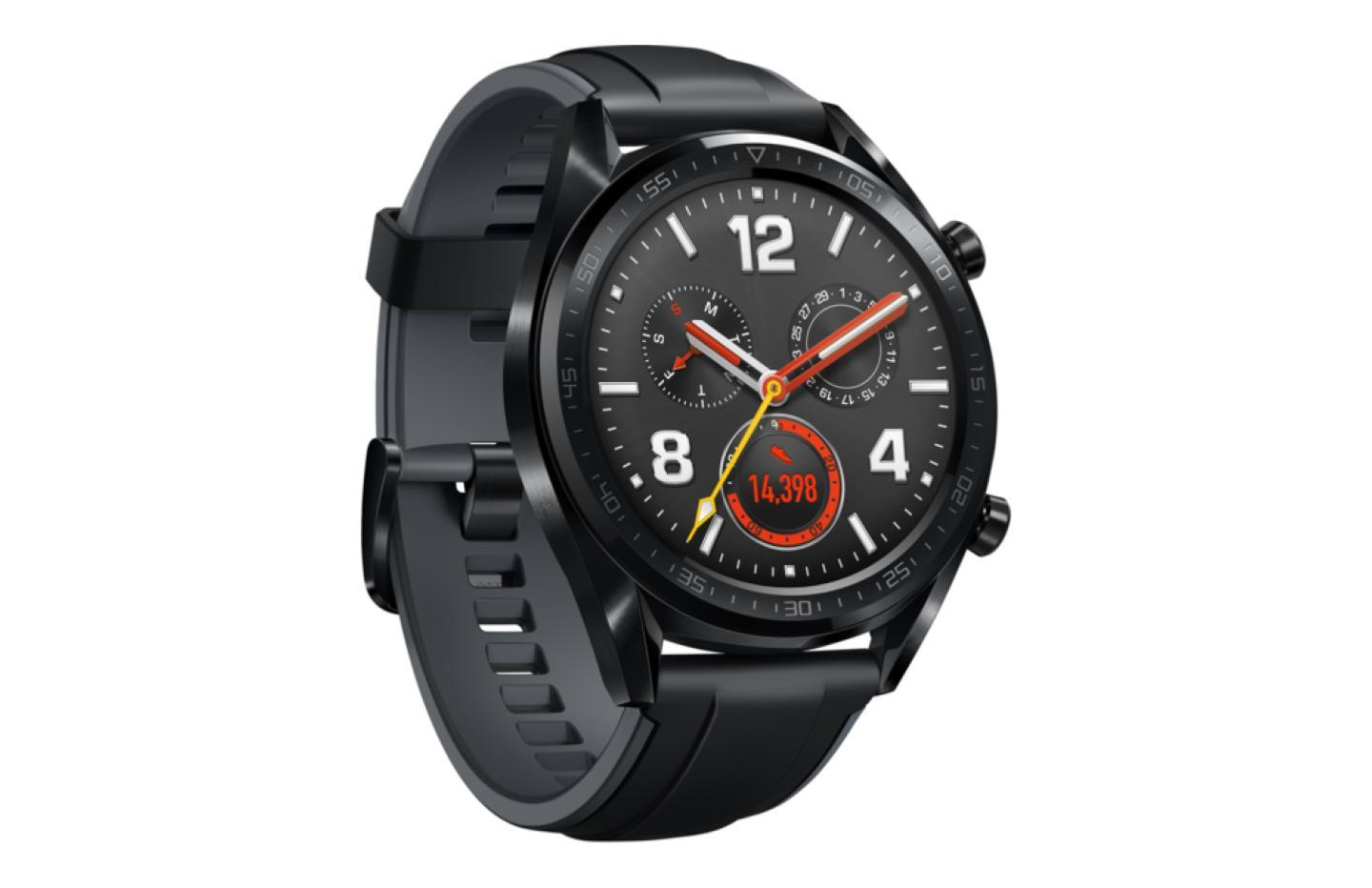 Huawei Watch GT : plus de 50 % de réduction pour la montre connectée