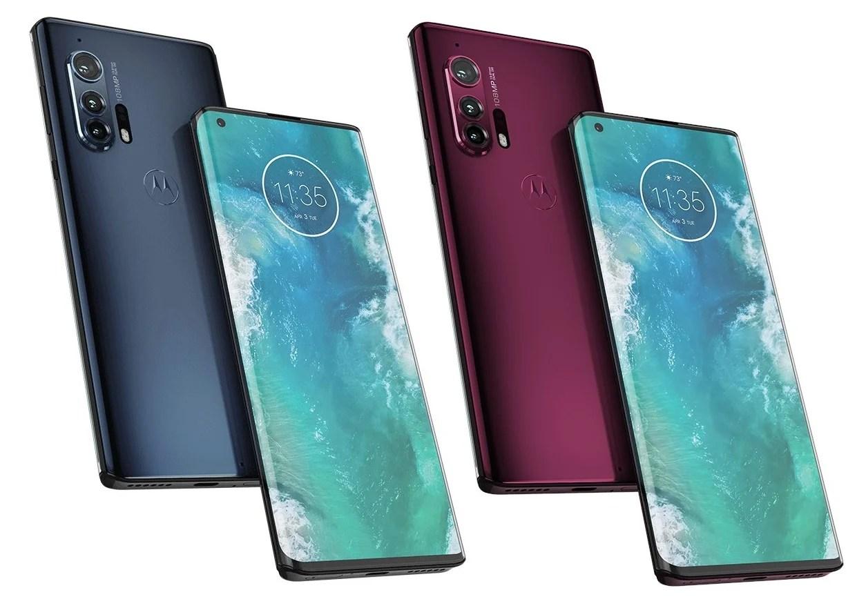 Voici le smartphone avec lequel Motorola veut se relancer dans le haut de gamme