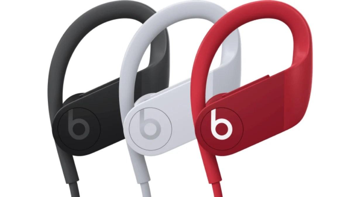 Les Powerbeats 4 apparaissent déjà en boutiques avant leur officialisation