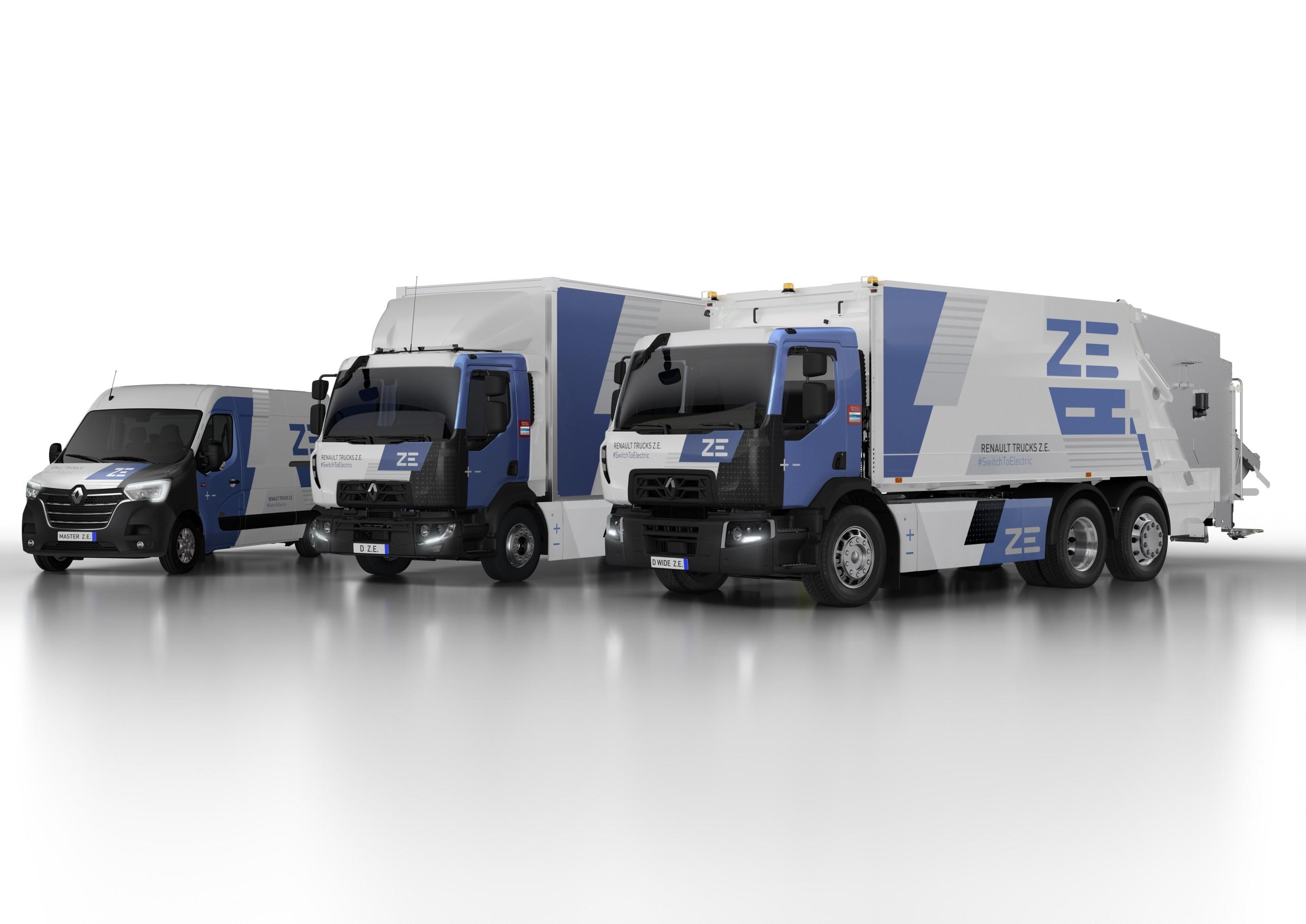 Volvo se positionne sur les camions électriques avec deux modèles prêts à avaler les kilomètres
