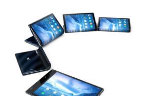 Royole annonce son nouvel écran pliable et évoque le FlexPai 2 avec Snapdragon 865 et 5G