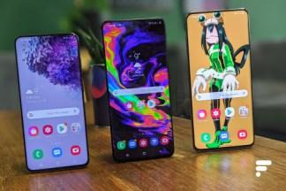 Quels sont les meilleurs smartphones haut de gamme en 2020 ?