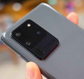 Samsung envisage des appareils photo inclinables pour ses smartphones